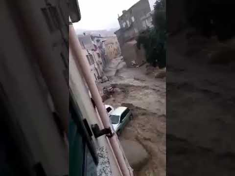 Apocalyptic Floods Hits Sardinia, Italy