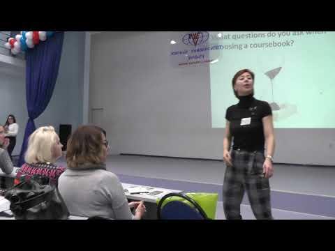 Natalia Belousova on Personalising Coursebook Tasks.