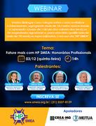 WEBINAR FATURE MAIS COM HP SMEA - TABELA DE HONORÁRIOS PROFISSIONAIS