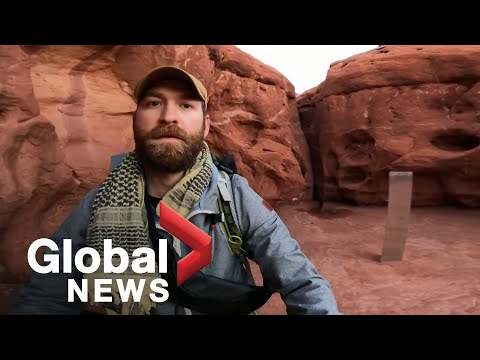 Utah monolith: Amateur adventurer tracks down actual location of mystery object