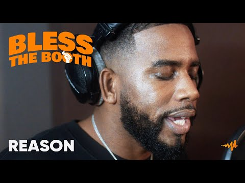 REASON - Bless The Booth Freestyle