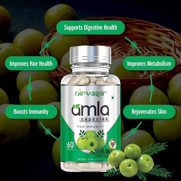 Health Benefits Of Amla For Overall Health