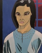Space Girl from Lifeforce
