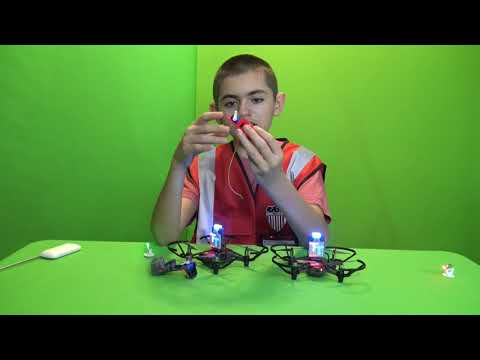 TELLO TALENT FOR CHRISTMAS & HOW TO 3D PRINT PARTS.  -