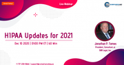 HIPAA Updates for 2021