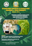 International Conference of Agricultural Librarians and Users Committee (ICALUC-2021)