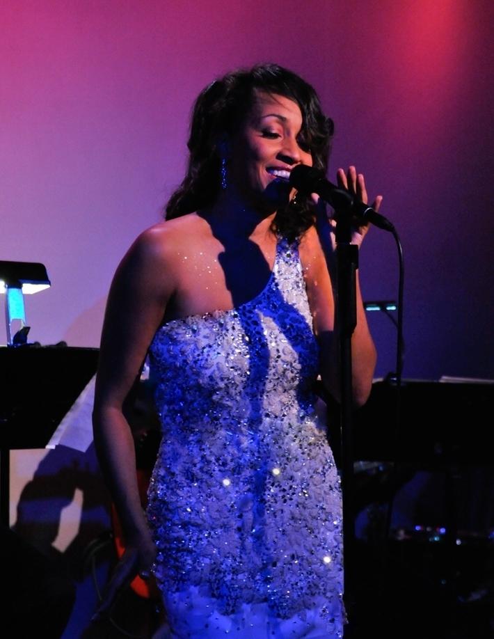 Gabrielle Live at Metropolitan Room NYC