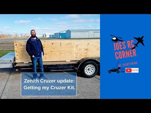 Zenith Cruzer Build: I picked up my Kit...