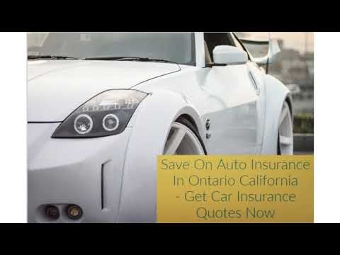 Walkin Cheap Car Insurance Ontario CA