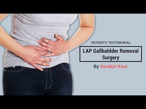 PATIENT TESTIMONIAL | DR AMIT SOOD | GALLBLADDER STONES | LAPAROSCOPIC GALLBLADDER REMOVAL SURGERY