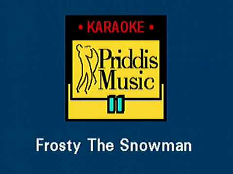 Frosty the Snowman - Karaokeling With Vocals