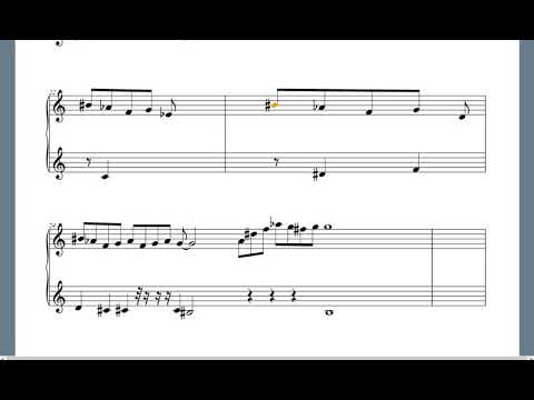 Melody 505 v1.4 composed by Adam Miskulin
