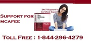 McAfee activate | McAfee Toll Free 1-844-296-4279