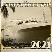 New Year's Eve Miami Fireworks Cruise - Gatsby's Yacht 2021