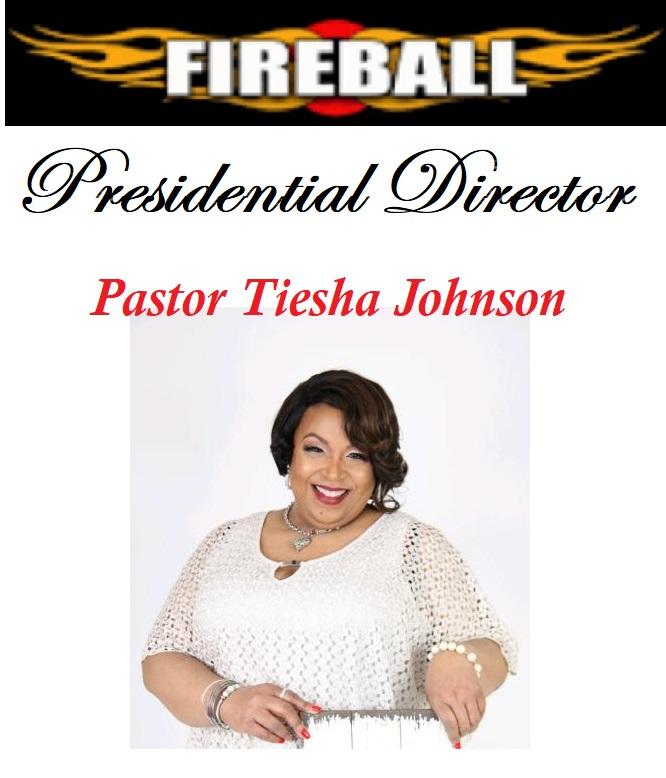 Pastor Tiesha PD Banner