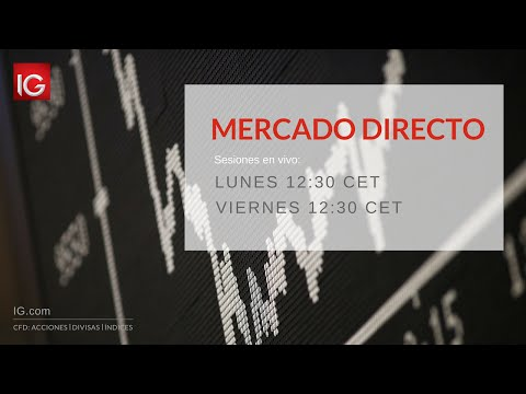 Video Análisis IBEX35, SP500  Dow Jones y EURUSD por IG
