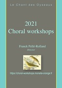 Choral workshop in Brittany (France)