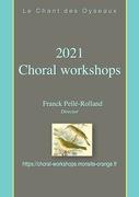 Choral workshop - Spanish music of the Renaissance