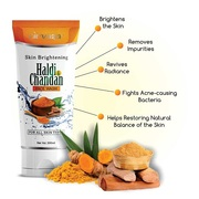 Use Haldi Chandan Face Wash To Get Healthy And Glowing Skin