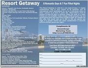 AmazinGrape - 8 Day - 7 Night Resort Certificate