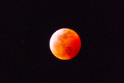 Lunar eclipse from