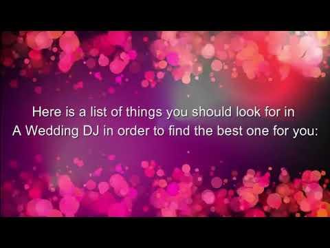 Tips To Hire Vancouver Wedding DJ | Call (778) 899-2536