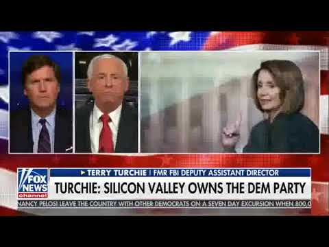 Tucker - Silicon Valley Scamming USA On Digital Wall?