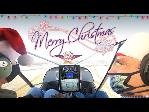 Christmas Cheer from Zenith Aircraft Company