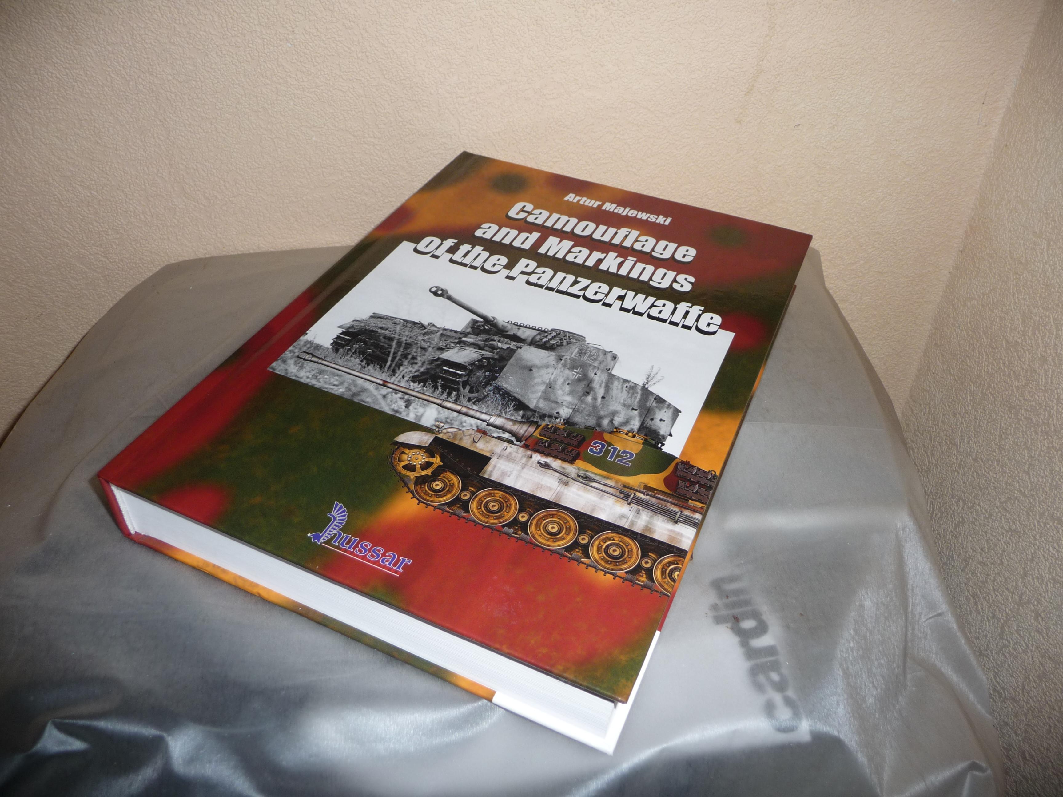 Camouflage & Markings of the Panzerwaffe