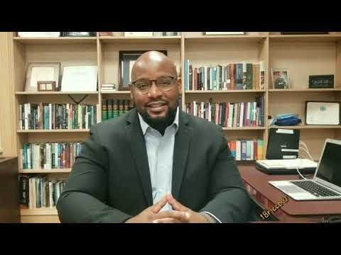 Interview with Rev. Dr. Marco Tinor of St Paul Baptist Church