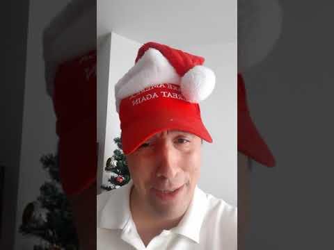 Donald Trump Wishes Anaerobica a Strong Merry Christmas