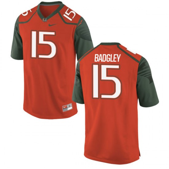 Mens_Michael_Badgley_Miami_Hurricanes_Nike_Replica_Orange_Football_Jersey_-550-4970