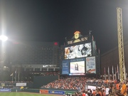 Baltimore Oriols Camden Yards