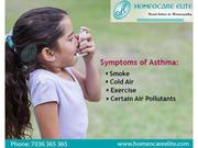 These Simple Homeopathy Remedies Help To Cure Asthma Easily