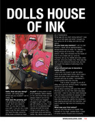 Maelle Ink Tattoo Magazine Issue #1 Colore213