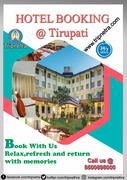 Top 9 Hotels in TIRUPATI- Tripnetra   30% OFF on TIRUPATI Hotel Booking