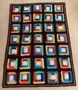 Elaine Joubert's Rainbow Nation squares.