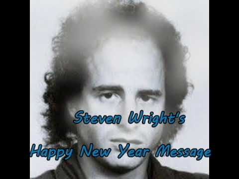 Steven Wright Happy New Year Message (2021)