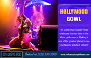 Hollywood Bowl Tickets|hollywoodamphitheater.com|Call Us-3238502000