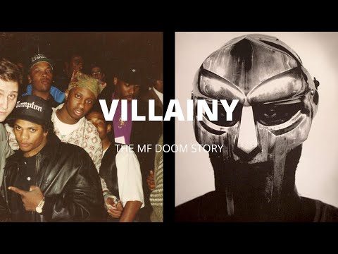 VILLAINY - The MF DOOM Story