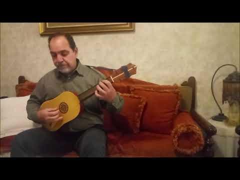 Fuenllana Fantasia 10 - Renaissance Guitar