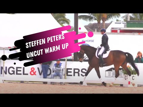 Steffen Peters: Uncut Warm Up with Rosemunde