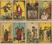 Tarot, Nature and Wellbeing with Stephen McCabe