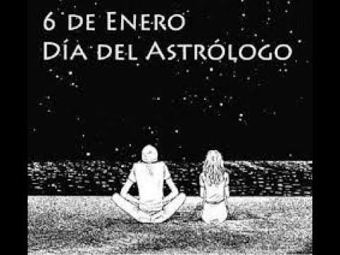 Dia del Astrologo 6 de Enero del 2021