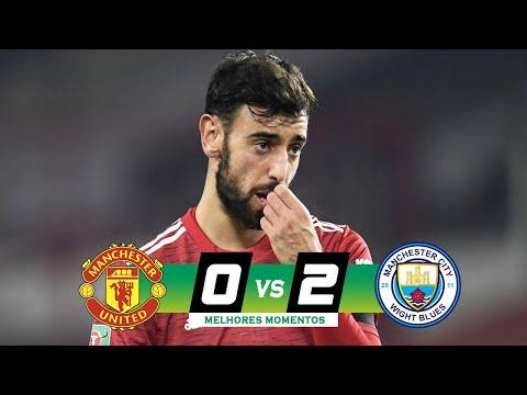 ดูจอล่าง ฟลแมตช์+ไฮไลท์ Manchester United 0-2 Man City