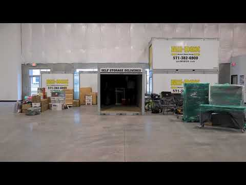 Construction Storage Containers For Rent - MI-BOX of Northern Virginia