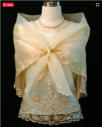 Latest And Trendy Kimonas Embroidered Blouse