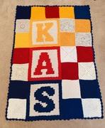 Amy's fabulous KAS squares.
