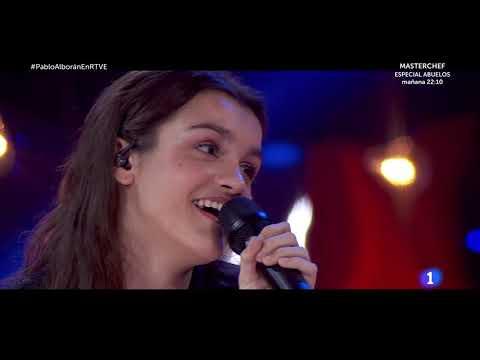 Amaia & Pablo Alboran - Luna | Especial Nochebuena 2020