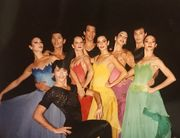 Ballet Hispánico'sB Unidos Arabesque Watch Party